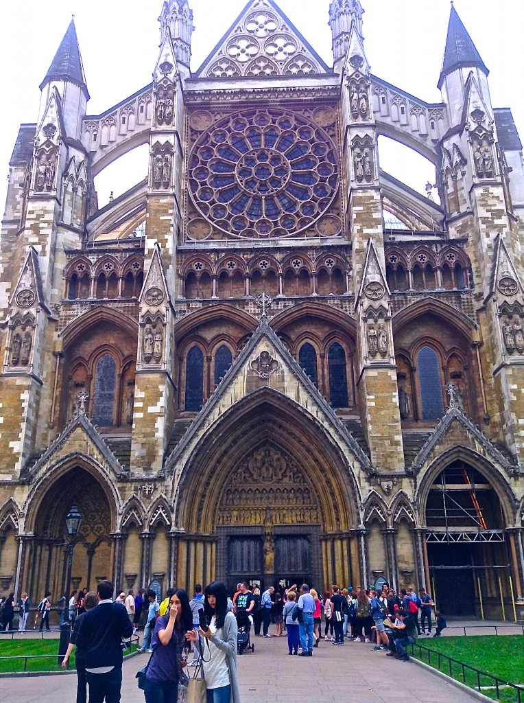 Westminster Abbey built 1066